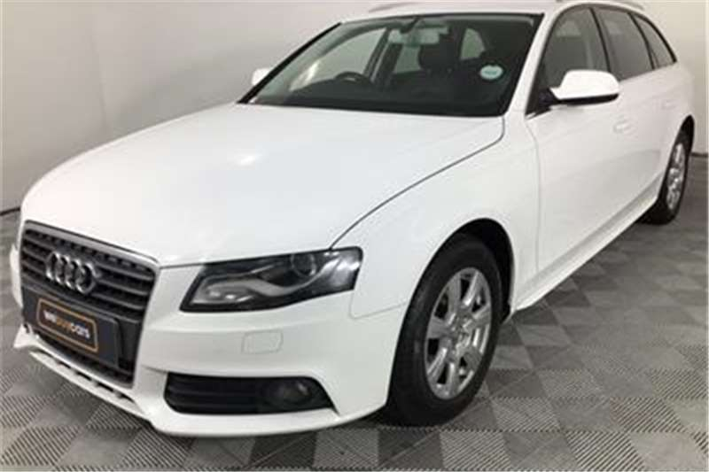 Audi A4 Avant 1.8T Ambition multitronic 2011