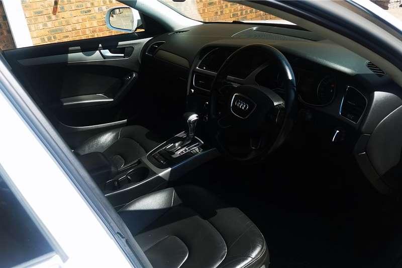 Used 2012 Audi A4 Avant 1.8T Ambition multitronic