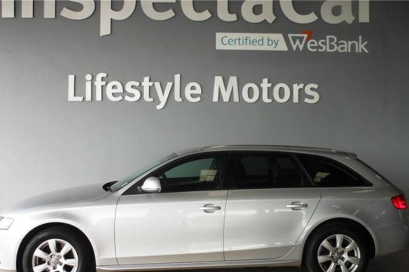Audi A4 Avant 2.0TDI Ambition multitronic 2008