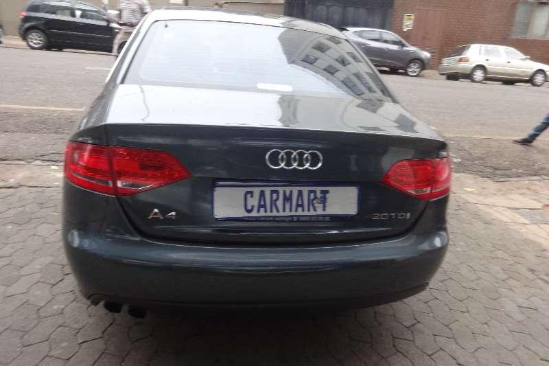 Audi A4 Avant 2.0TDI S auto 2009