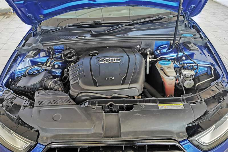Used 2015 Audi A4 Avant 2.0TDI S auto