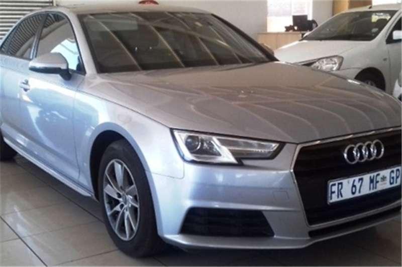 2017 Audi A4 1.4TFSI auto
