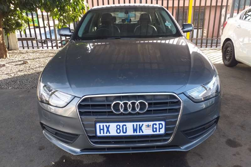 2012 Audi A4 1.8T Attraction multitronic