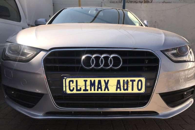 2015 Audi A4 2.0T Ambiente