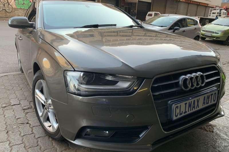 2014 Audi A4 1.8T
