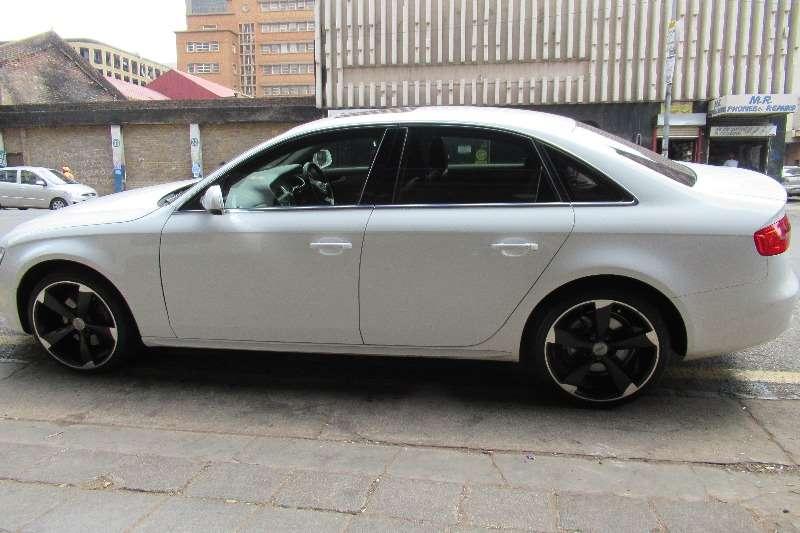 2014 Audi A4 1.8T SE Sport Edition Plus auto