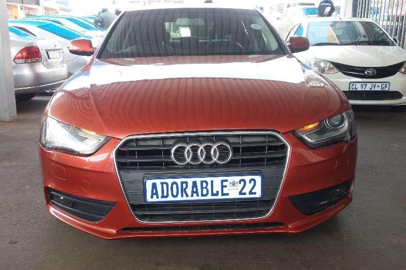 2014 Audi A4 1.8T Ambition multitronic