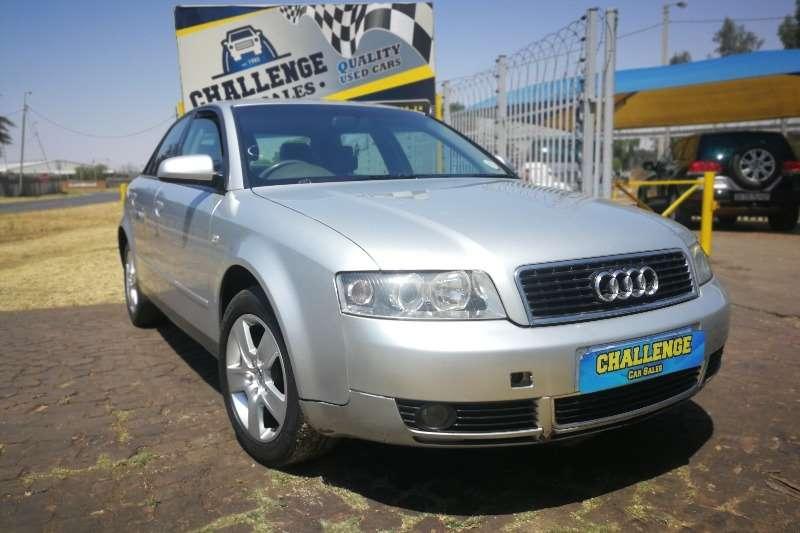 2005 Audi A4 1.8T Ambition