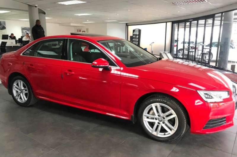 2017 Audi A4 2.0TDI