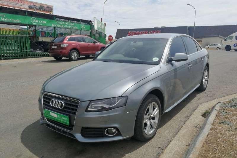2011 Audi A4 1.8T SE