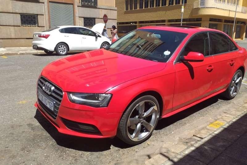 2014 Audi A4 1.4TFSI auto