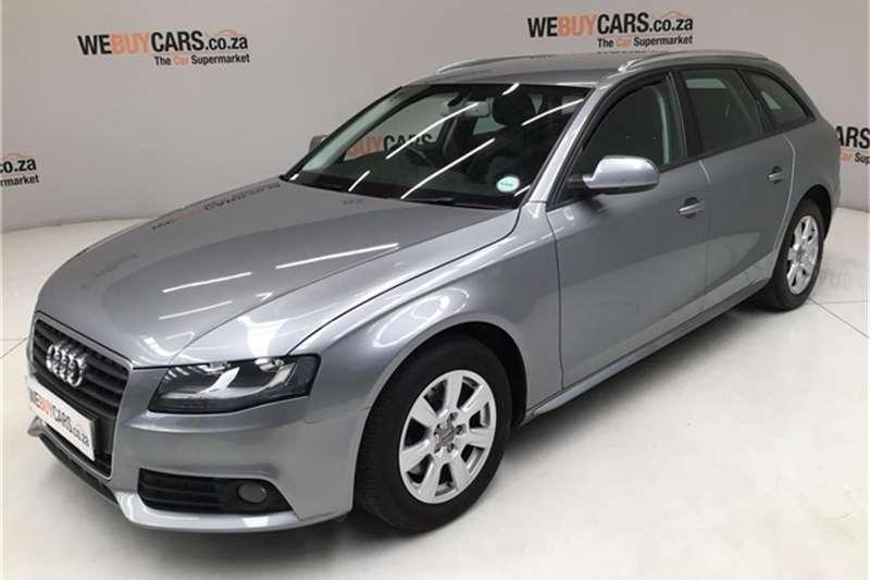 2011 Audi A4 Avant 1.8T Ambition
