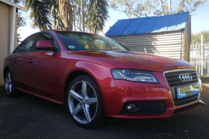 2009 Audi A4 1.8T Attraction