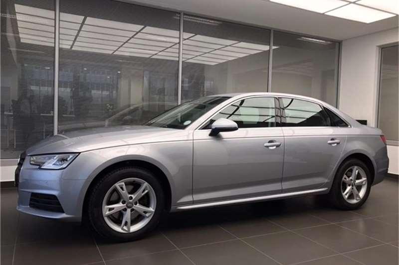 2018 Audi A4 1.4TFSI