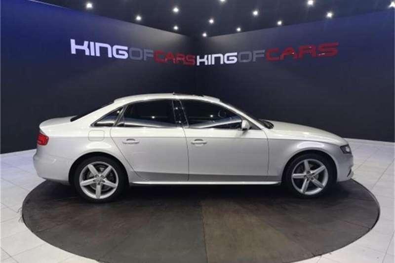 2010 Audi A4 3.0TDI quattro Ambiente tiptronic
