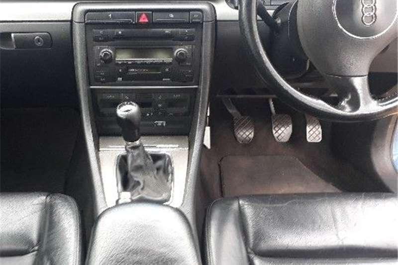 Used 0 Audi A4