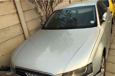 Audi A4 Sedan 1.8 2010