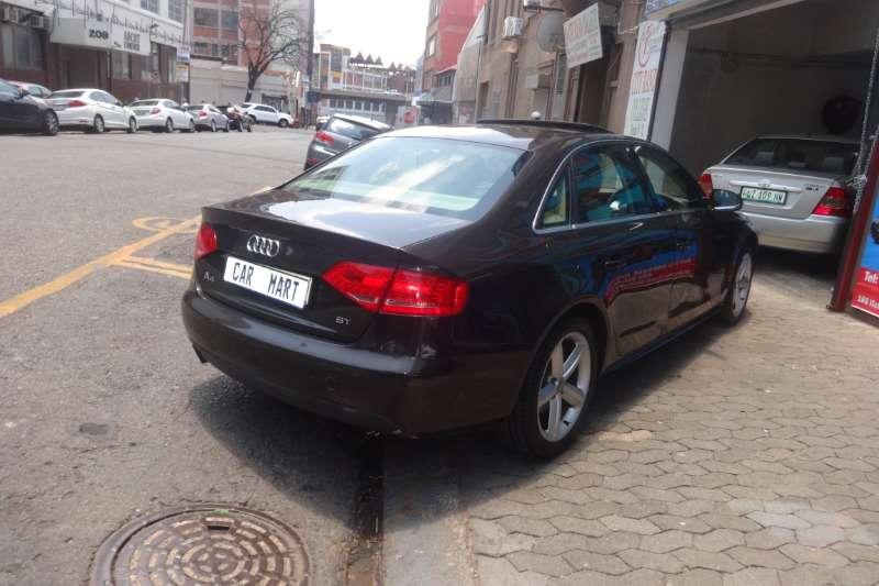 Audi A4 Sedan 1.8 TFSi 2011