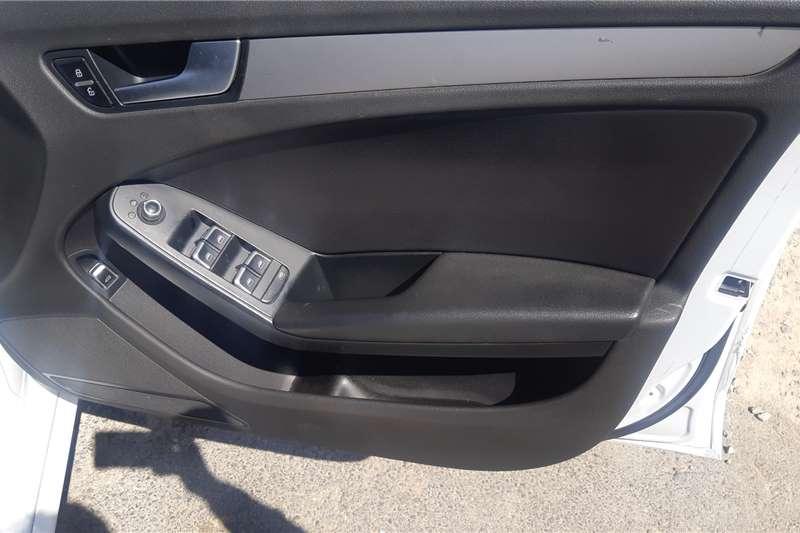 Used 2014 Audi A4 Sedan