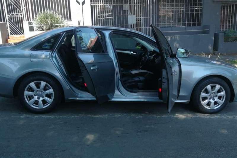 Used 2010 Audi A4 Sedan