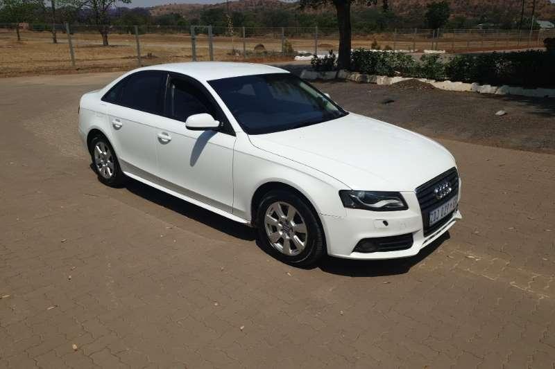 Audi A4 Sedan 2.0T 2010