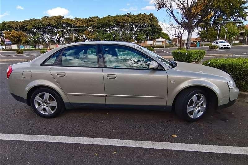 used audi a4 sedan 2002