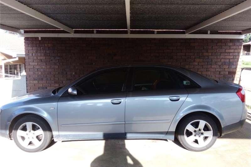 used audi a4 sedan 2004