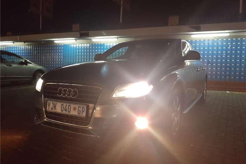 Used 2009 Audi A4 Sedan