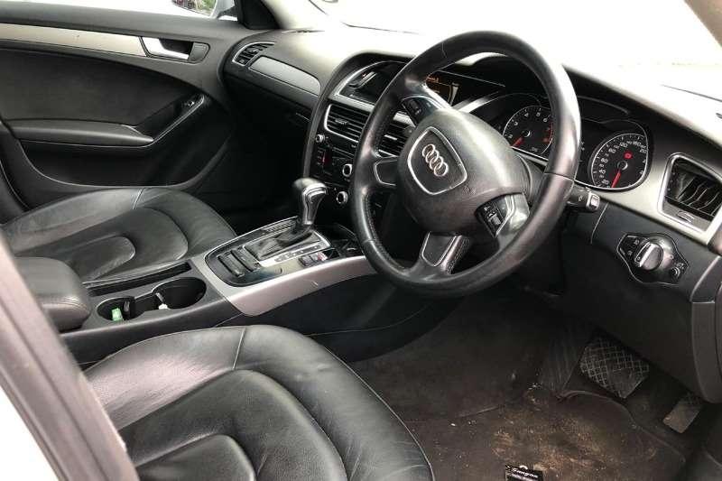 Audi A4 Sedan 2015