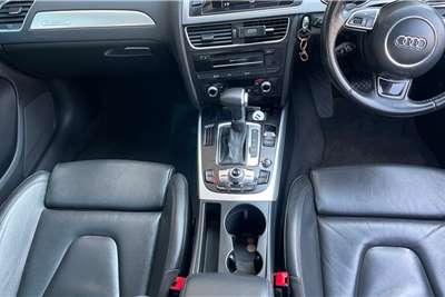 Used 2013 Audi A4 Sedan