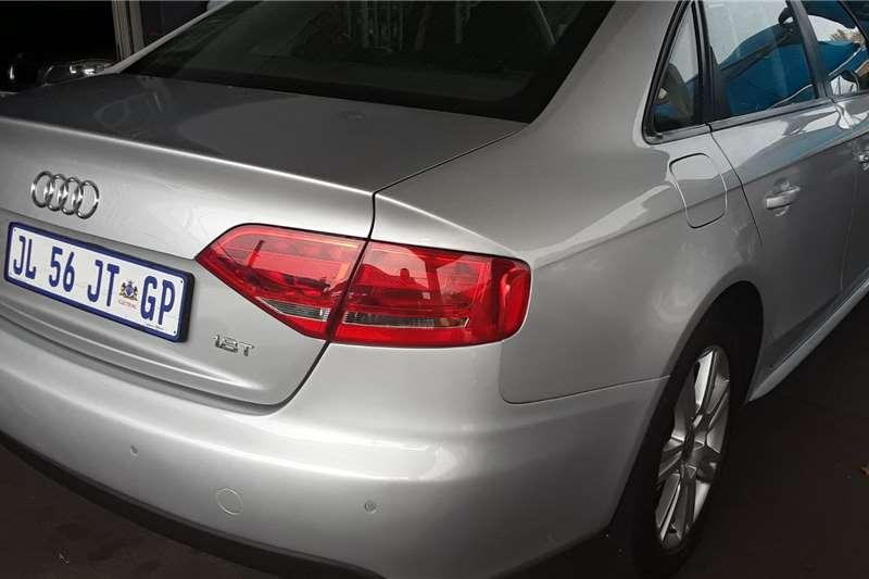 Used 2010 Audi A4 Sedan A4 1.4T FSI SPORT STRONIC (B9)