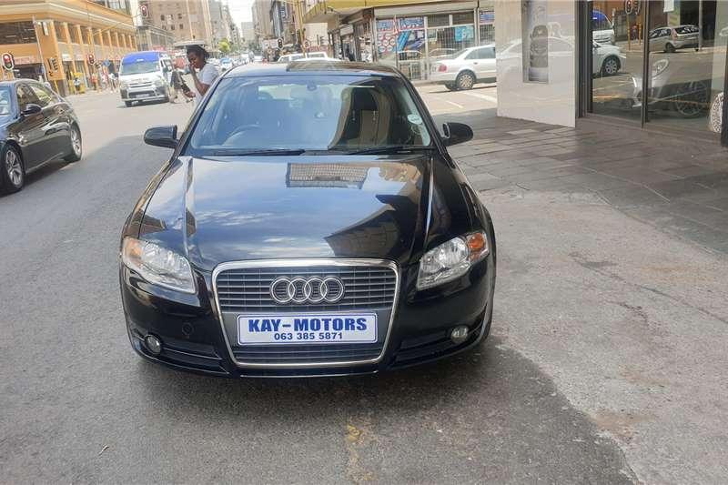 Audi A4 sedan A4 1.4T FSI STRONIC (B9) 2005