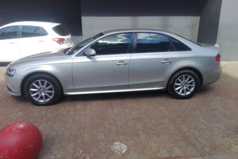 Audi A4 sedan A4 1.4T FSI STRONIC (B9) 2013