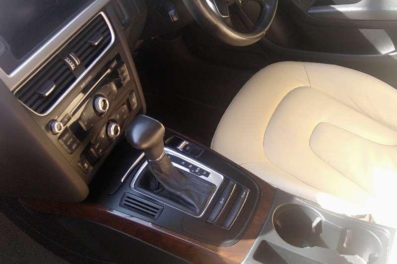 2013 Audi A4 sedan A4 1.4T FSI STRONIC (B9)