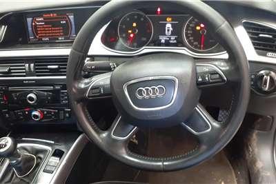 Used 2014 Audi A4 Sedan A4 1.4T FSI STRONIC (B9)