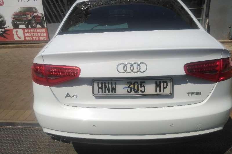 Used 2015 Audi A4 Sedan A4 1.4T FSI STRONIC (B9)