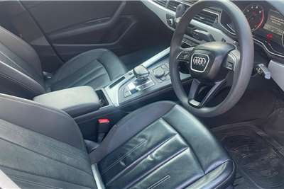 Used 2017 Audi A4 Sedan A4 1.4T FSI STRONIC (B9)