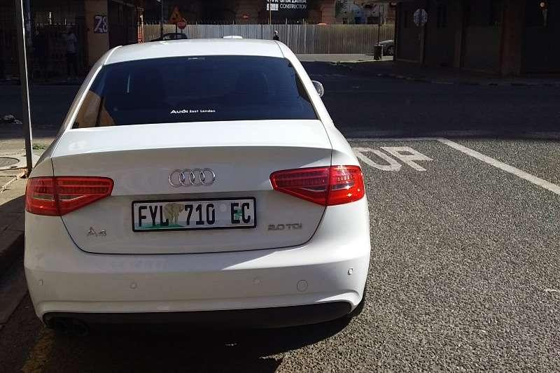 Used 2013 Audi A4 Sedan A4 2.0 TDI SPORT STRONIC (B9)