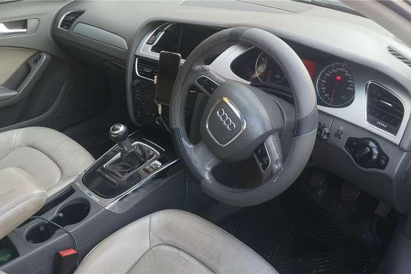 Used 2008 Audi A4 Sedan A4 2.0 TDI STRONIC (B9)