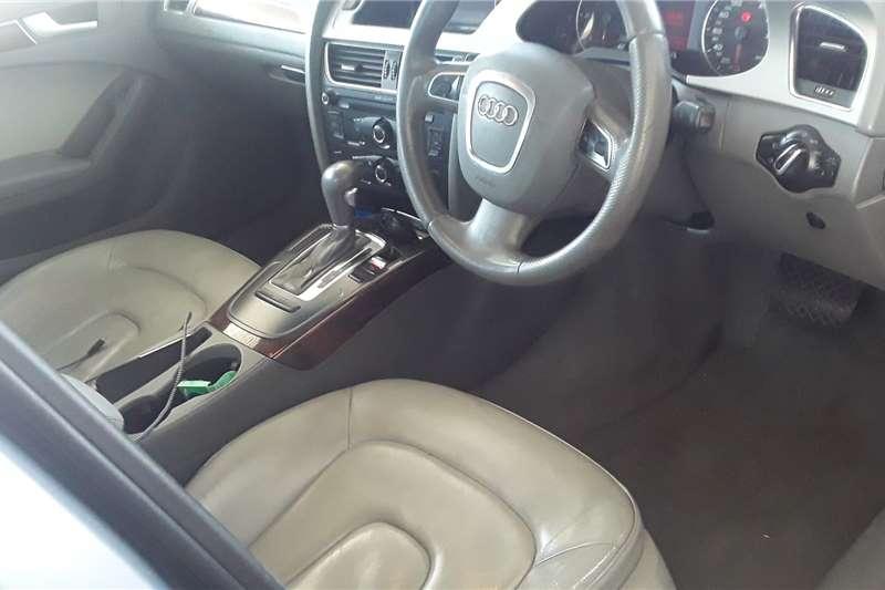 Used 2012 Audi A4 Sedan A4 2.0 TDI STRONIC (B9)