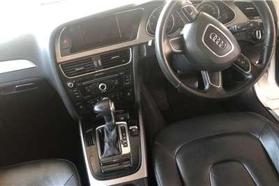 2013 Audi A4 sedan A4 2.0 TDI STRONIC (B9)