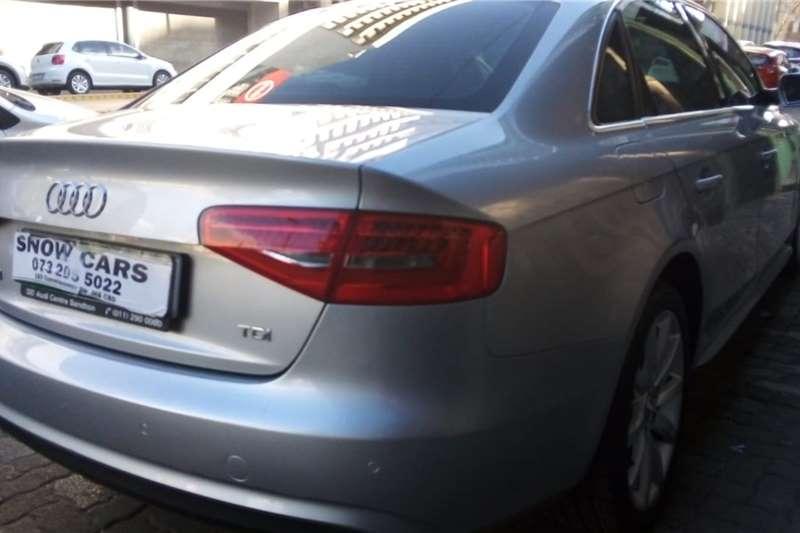 Used 2015 Audi A4 Sedan A4 2.0 TDI STRONIC (B9)