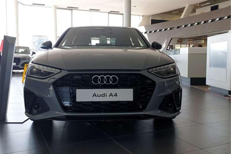 New 2021 Audi A4 Sedan A4 2.0 TDI STRONIC  S LINE (35TDI) (B9)