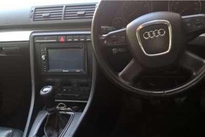 Audi A4 Sedan A4 2.0T FSI SPORT STRONIC (B9) 2007