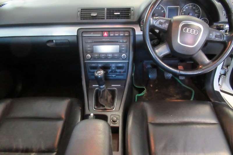 Audi A4 Sedan A4 2.0T FSI SPORT STRONIC (B9) 2008