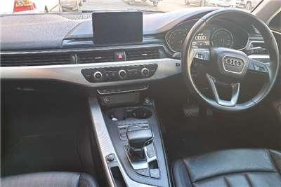 Audi A4 Sedan A4 2.0T FSI SPORT STRONIC (B9) 2017