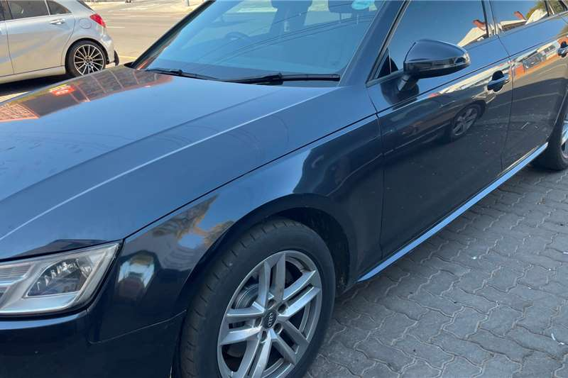 Used 2017 Audi A4 Sedan A4 2.0T FSI SPORT STRONIC (B9)