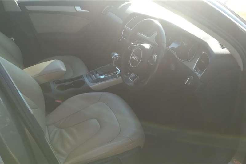 Used 2015 Audi A4 Sedan A4 2.0T FSI STRONIC (35 TFSI)