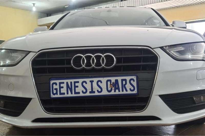 Used 2015 Audi A4 Sedan