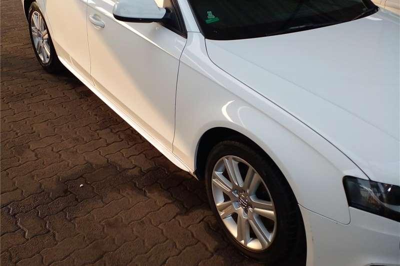 Used 0 Audi A4 Sedan